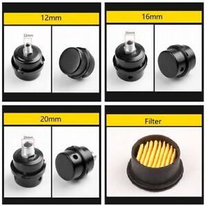 Luftfilter Schalldämpfer Geräuschfilter Ansaugfilter für Luftkompressor Stahl