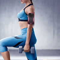 Arm Band Bag Running Gym Armband Exercise Mobile Phone Holder Wallet Case CN