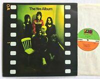 YES - The Yes Album 1972 Prog Rock Vinyl LP K40106 VG/VG+