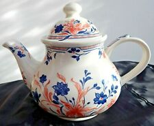 IMARI TEAPOT by CHURCHILL.  catering/ kitchenalia/collectables/staffordshire