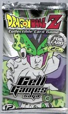 Dragonball Z CELL GAMES SAGA Booster Pack Factory Sealed DBZ Dragon Ball