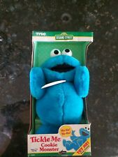 Tickle me cookie monster. 1997. Make any offer!