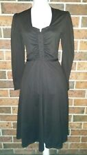 Vintage PRUE ACTON 70s DRESS Size 8 10