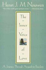 Henri Nouwen - The Inner Voice Of Love - Paperback - 1999 - UK FREEPOST
