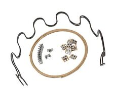 """House2Home 31"""" Sofa Upholstery Spring Replacement Kit- 2pk Springs, Clips, Wi."""
