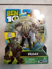 Ben 10 Vilgax w/Battle Sword Figure