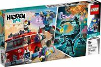 LEGO Hidden Side: Phantom Fire Truck 3000 (70436) Building Kit 760 Pcs