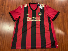 2017 Adidas Men's Atlanta United Home Soccer Jersey 3XL XXXL MLS US
