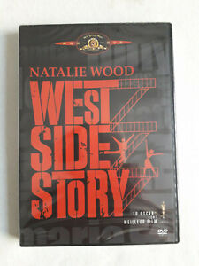 WEST SIDE STORY - Natalie WOOD / Robert WISE - dvd Neuf sous blister