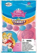 Ballons de fête multicolores princesse pour la maison toutes occasions