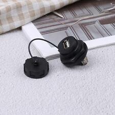 USB female socket plug panel mount adapter USB 3.0 waterproof connector IP67 ODH