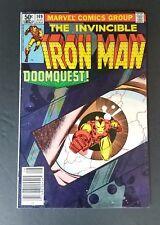 Iron Man #149 VF+ (Aug 1981, Marvel)