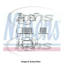 New Genuine NISSENS Engine Oil Cooler 90911 Top Quality
