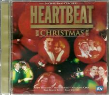HEARTBEAT CHRISTMAS CD, 24 XMAS CRACKERS - ANDY WILLIAMS, BING CROSBY & MORE