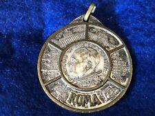Medal Vatican Paulus VI Pontifex Max Virgin Mary Silver? Pendant
