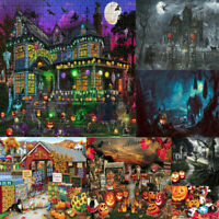 1000 Pieces Halloween Children Adult Kids Puzzles Educational Toy Jigsaw Puzzle