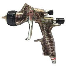 DeVilbiss TEKNA ProLite Steampunk Spray Gun 303940 With Free Storage Case