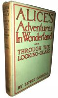 """Alice's Adventures in Wonderland & Through the Looking Glass"" in 1 Volume"