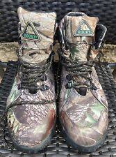 Rocky Gore-Tex Hunting Camo Composite Hiking Boots Men's Size 13 W All Purpose