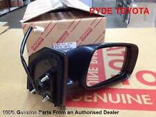 COROLLA ZZE122 RH MIRROR **TOYOTA GENUINE PARTS**