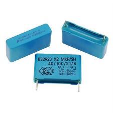 5x Condensateur suppression 4,7µF 300V AC RM37,5 R463W447000M1MF 4,7uF