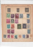 austria stamps page ref 17620