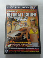 Grand Theft Auto: San Andreas Action Replay Ultimate Codes for PlayStation 2 GTA