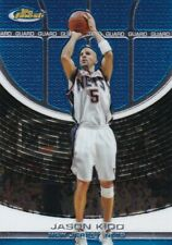 2005-06 Topps Finest Basketball Sammelkarte, #19 Jason Kidd