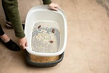 New listing Pet Mate Arm & Hammer Large Sifting Litter Pan
