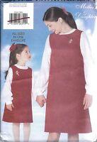 UNCUT Vintage Butterick Sewing Pattern Misses Childrens Jumper Blouse 5218 OOP