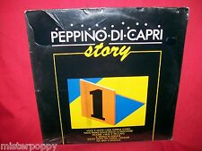 PEPPINO DI CAPRI Story 1 LP 1985 Italy MINT SEALED SIGILLATO