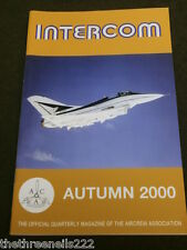 AIRCREW ASSOCIATION - INTERCOM - AUTUMN 2000