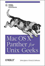 Mac OS X Panther for Unix Geeks: Apple Developer Connection Recommended Title, E