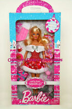 2012 HOLIDAY SPARKLE Barbiew Cookies, Cocoa, Gown+ TARGET EXCLUSIVE_X4855_NRFB