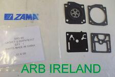 ZAMA Carburatore Diaframma Kit gnd-65 per Husqvarna 346 350 351 353 JONSERED