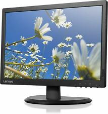 "Lenovo ThinkVision E2054 19.5"" LCD/LED BackLit Monitor New/Retail Packed Sealed!"