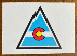 1977-78 o-Pee-Chee OPC Hockey - #327 Colorado Rockies Team Logo Scheda