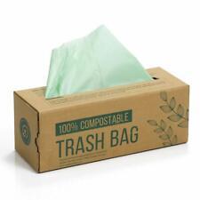 150 Sacs Compost sacs poubelles 6 L 8 L 10 L Cuisine déchets alimentaires sacs 1...