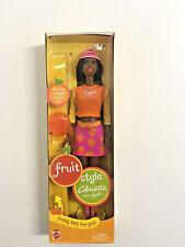 Mattel Friend of Barbie Christie Fruit Style Scented Doll Orange B2990
