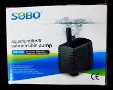 SOBO Aquarium Submersible pump model- WP-280 - made in China