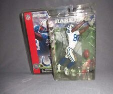 New Mcfarlanes Marvin Harrison Colts Variant White Jersey Series 2 2001*
