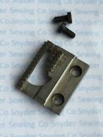 Genuine Singer 221 Featherweight Sewing Machine Feed Dog Assembly - FREE S/H