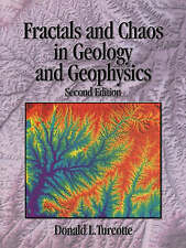 Fractals and Chaos in Geology and Geophysics-ExLibrary