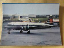 INTEROCEAN AIRWAYS   DC 4   LX-HEP   / collection vilain N° 485