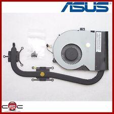 Asus Vivobook S550CB Disipador/Ventilador Heatsink/Fan 13N0-N3A0911