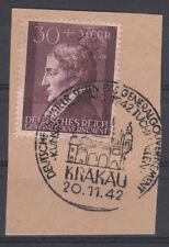 Briefmarken aus dem Generalgouvernement (bis 1945) als Einzelmarke
