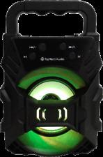 "Portable Mini Bluetooth Stereo Speaker 3"" with FM Radio USB MicroSD"