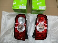 NEW GENUINE VALEO 088562 088563 REAR LIGHTS L+R FITS NISSAN MICRA MK3 K12