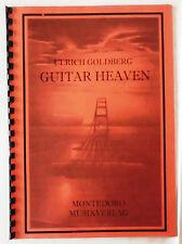 Ulrich Goldberg * Guitar Heaven * Noten für Gitarre