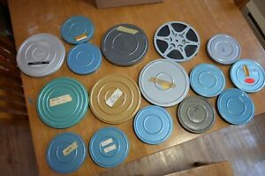 8mm home movie film lot